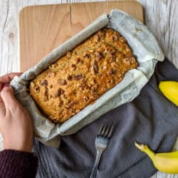The Best Vegan Banana Bread Recipe